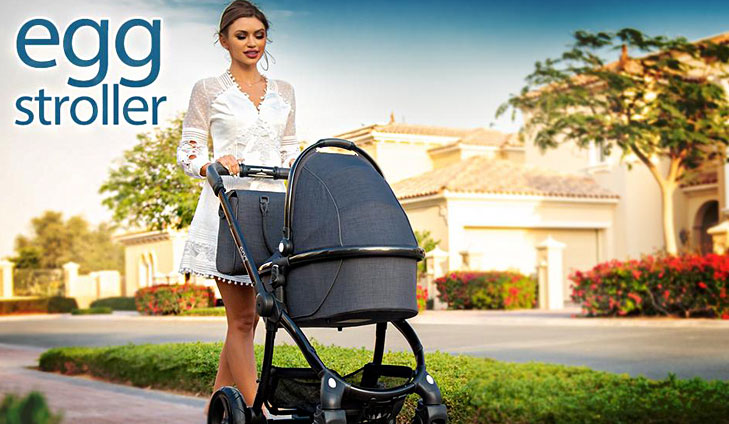 Product testers needed for egg stroller worth £769!