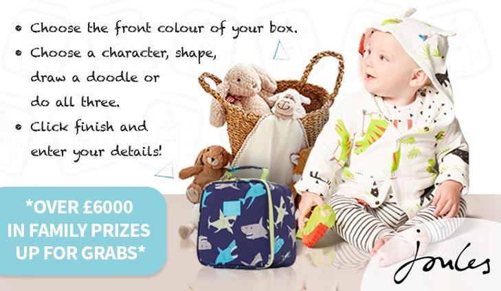 WIN £2,000 to spend at Joules