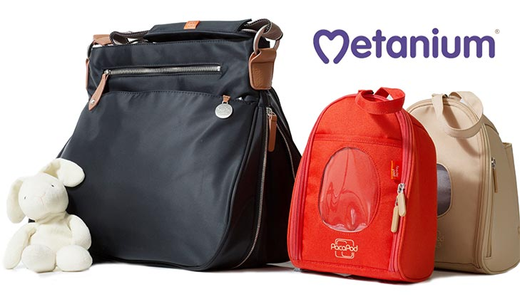 Win a designer baby changing bag worth £145