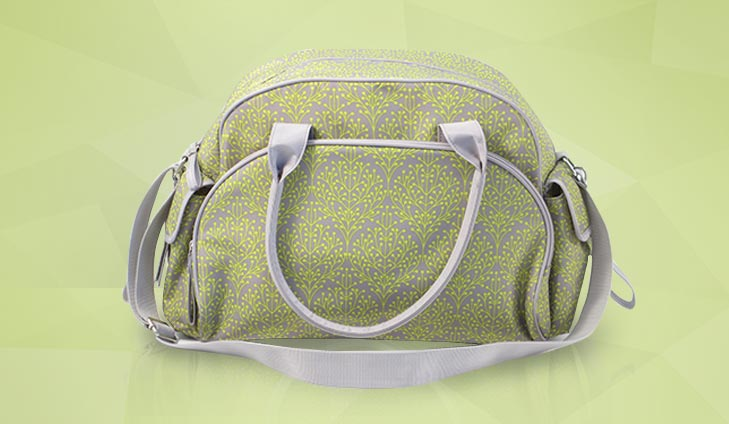 Win a changing bag worth £29.95 + £25 voucher