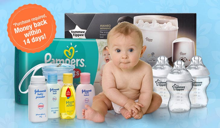 FREE £16 spend at Babies R Us