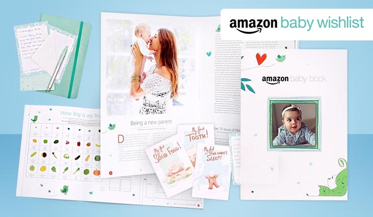 Free Amazon Baby Welcome Pack