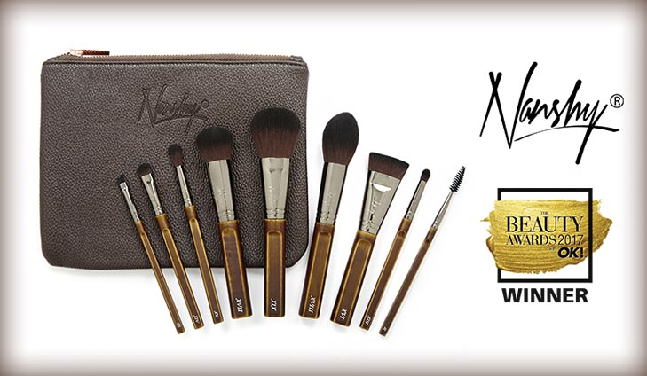 40% OFF the Award Winning Brush Collection