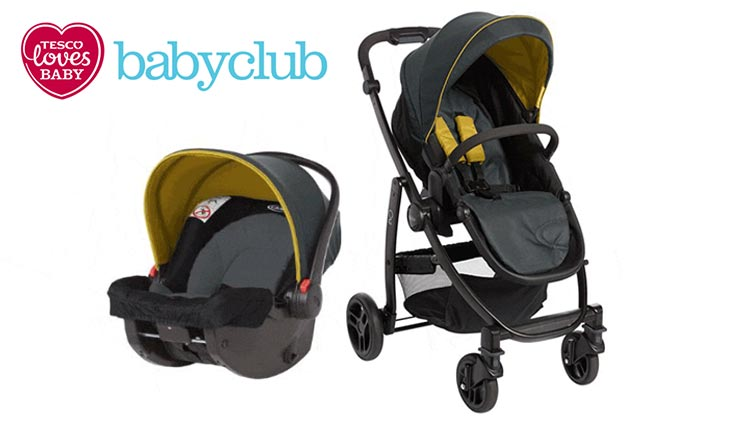 Tesco Baby Club