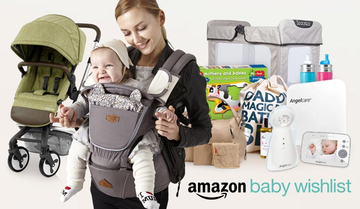 Amazon Baby Wishlist