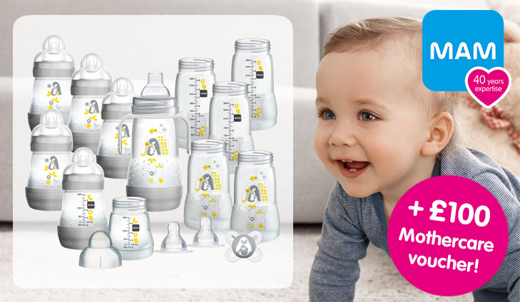 MAM bottle set